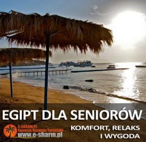E-SHARM Egipt Sharm el Sheikh Dla Seniorów