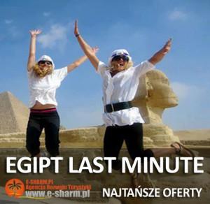 E-SHARM Egipt last minute