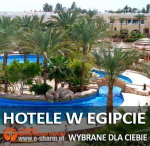 E-SHARM HOTELE W EGIPCIE SHARM EL SHEIKH