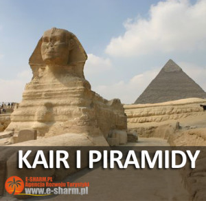 E-SHARM Kair i Piramidy
