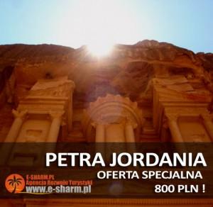 E-SHARM PL Petra Jordania z Sharm el Sheikh