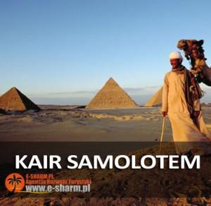 E-SHARM PL Wycieczka samolotem do Kairu