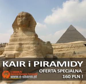 E-SHARM Wycieczka Kair i piramidy