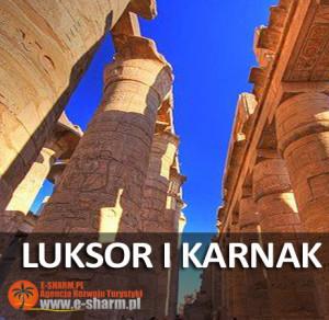 E-SHARM wycieczka Luksor i Karnak