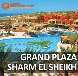 hotel Grand Plaza Sharm el Sheikh Egipt