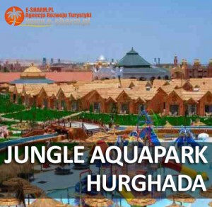 hotel Jungle Aquapark Hurgada