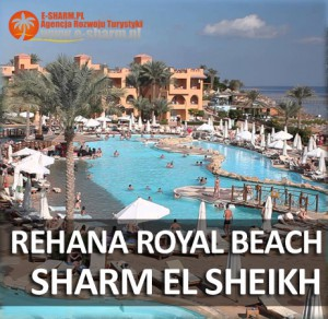 hotel Rehana Royal Beach Sharm el Sheikh