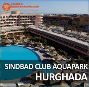 hotel SINDBAD CLUB AQUAPARK Hurghada Egipt