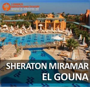 hotel Sheraton Miramar El Gouna Egipt