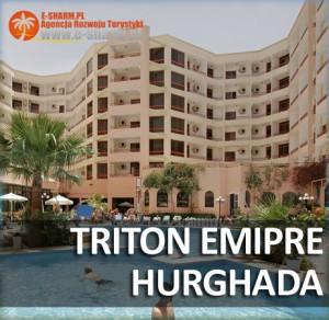 hotel Triton Empire Hurghada Egipt
