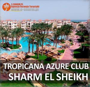 hotel Tropicana Azure Club Sharm el Sheikh Egipt